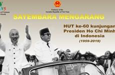 Convoca en Indonesia concurso de escritura sobre Presidente Ho Chi Minh