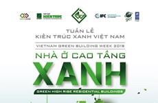 Anuncian semana de Arquitectura verde de Vietnam