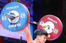 Gana pesista vietnamita plata en Campeonato Mundial de Halterofilia