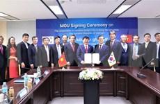 Cooperan Corea del Sur y provincia vietnamita en desarrollo de ciudad inteligente
