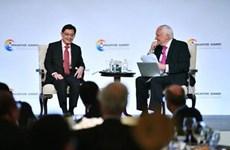 Cumbre de Singapur debate desafíos y perspectivas para Asia hasta 2030