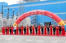 Inauguran nueva planta termoeléctrica en la provincia vietnamita de Binh Thuan