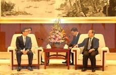 Participa vicepremier vietnamita en Exposición y Cumbre de Negocios e Inversión ASEAN- China