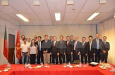 Propone Vietnam apoyo de Portugal a TLC con UE