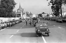 Conmemoran 30 años del cumplimiento de combatientes vietnamitas misión internacional en Camboya
