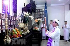 Religión de Cao Dai celebra aniversario 93 de su fundación