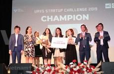 Celebran concurso de startup para estudiantes vietnamitas en Australia