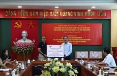 Apoya Tailandia a población de provincia vietnamita afectada por inundaciones