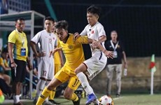 Australia vence a Vietnam en eliminatoria del Campeonato Asiático de Fútbol Sub-16