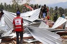 Miles de indonesios se mantienen en refugios temporales tras terremotos y tsunamis