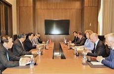 Refuerza Vietnam cooperación parlamentaria con naciones asiáticas y europeas