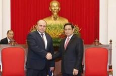 Vietnam socio confiable de Bielorrusia