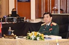 Vietnam y Myanmar promueven colaboración militar