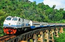 Indonesia y Japón firman acuerdo para construcción del ferrocarril Yakarta- Surabaya