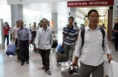Envía Vietnam casi 11 mil 700 trabajadores al exterior en agosto