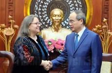 Estados Unidos se propone elevar lazos con Vietnam al nivel de asociación estratégica