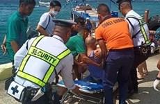 Siete muertos tras hundimiento de barco en Filipinas