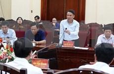 VNA coadyuva al progreso de provincia vietnamita de Phu Tho, según autoridades locales