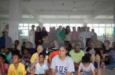 Ofrece Círculo de Mujeres de la ASEAN asistencia a huérfanos en Malasia