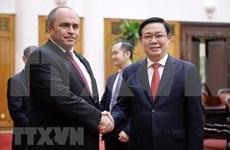 Vietnam y Belarús buscan formas para forjar lazos económicos