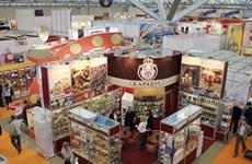 Presentan productos vietnamitas en feria internacional de alimentos en Rusia