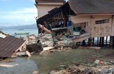 Mueren seis personas tras terremoto en Indonesia