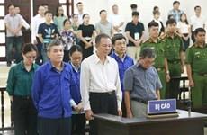Condenan a exdirectivos de Seguro Social de Vietnam