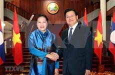 Asamblea Nacional de Vietnam reafirma disposición de contribuir a lazos binacionales con Laos
