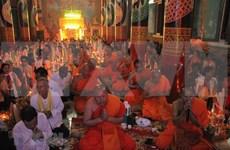 Celebra en Vietnam la comunidad Khmer el Festival Sene Dolta