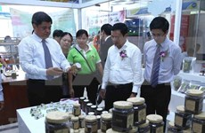 Inauguran en Vietnam XIX Exposición Internacional de Agricultura