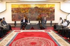 Amplían oportunidades de cooperación empresarial  entre localidades vietnamita y sudcoreana