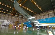 Debuta primera compañía conjunta para mantenimiento de aeronaves en Vietnam