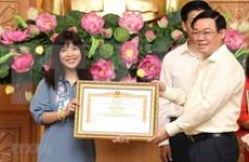 Recibe unidad informativa de la VNA diploma de mérito por sus aportes al control de precios