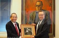 Respalda Finlandia pronta ratificación de TLC entre Vietnam y la UE