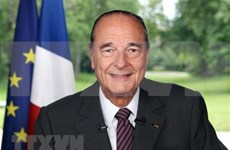 Dirigentes vietnamitas expresan pesar por fallecimiento de expresidente de Francia
