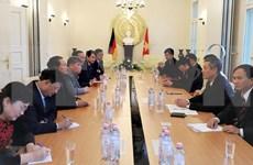 Parlamento de Vietnam por contribuir a lazos con Alemania en sectores potenciales