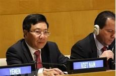 Vietnam aboga por consolidar multilateralismo en el mundo