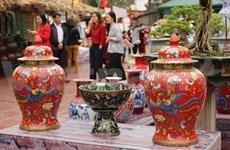Proyecta Hanoi promover potencialidades del turismo cultural en aldeas artesanales