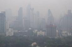 Empeora nivel de contaminación del aire en Bangkok