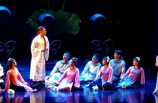 Asistirán ocho países al IV Festival Internacional de Teatro Experimental en Vietnam