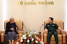 Realizan Vietnam y Reino Unido segundo Diálogo de Políticas de Defensa