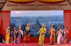 Celebran en Myanmar Semana de Cultura de Vietnam