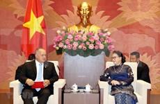 Reitera Vietnam apoyo al proceso constituyente democrático en Venezuela