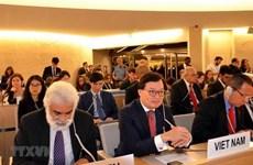 Destacan papel de Vietnam en la presidencia de la Asamblea General de OMPI