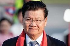 Iniciará primer ministro de Laos visita oficial a Vietnam