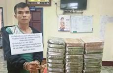 Cooperan Vietnam y Laos en la captura de narcotraficantes