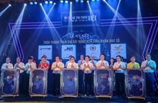 Presentan en Vietnam base digital nacional de datos geográficos