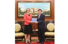 Ciudad vietnamita promete condiciones favorables para inversiones de empresas alemanas