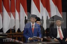 Presta juramento el nuevo Parlamento de Indonesia