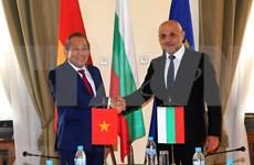 Proyectan Vietnam y Bulgaria incrementar nexos económicos